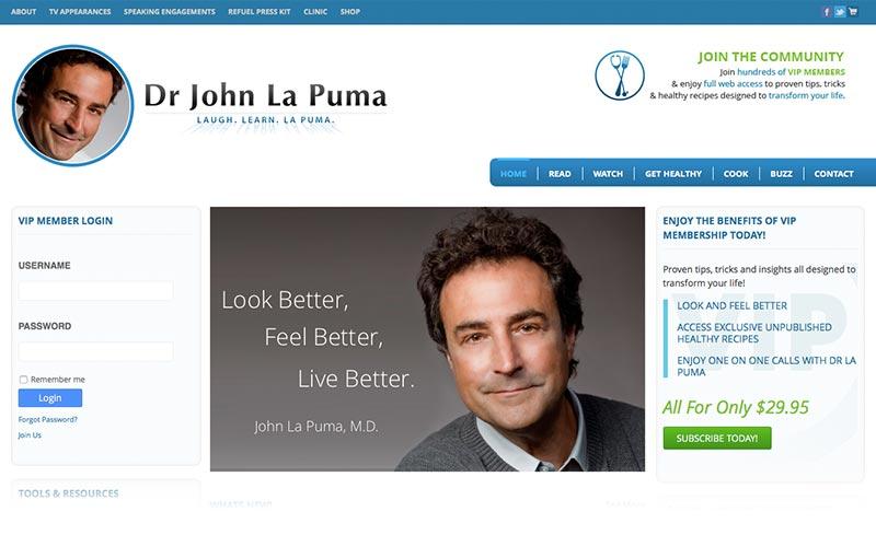 Chef MD's Dr John La Puma