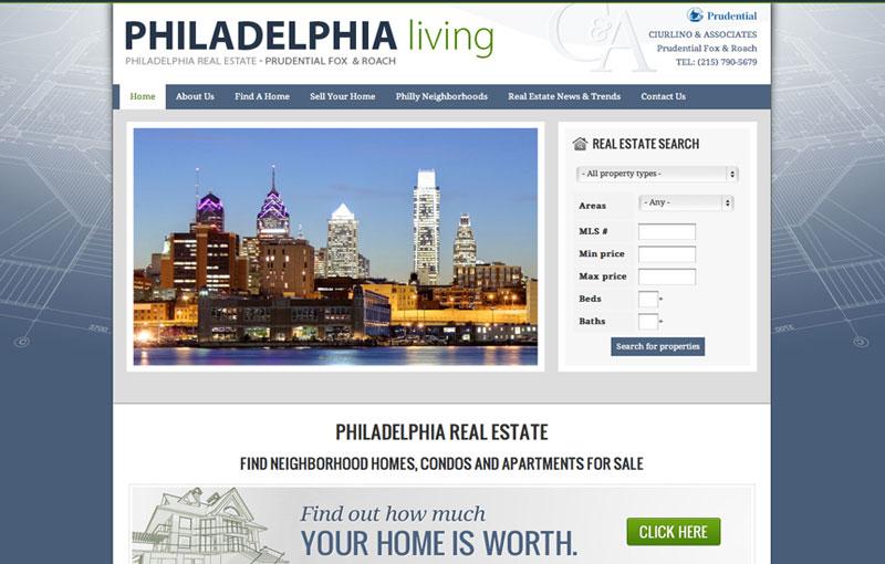 PhilaLiving Real Estate