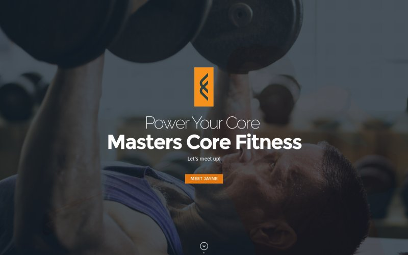 Masters Core Fitness