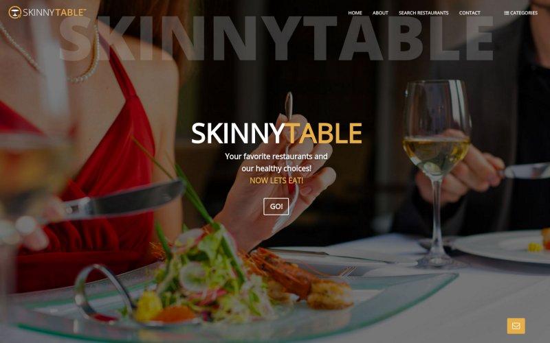 SkinnyTable