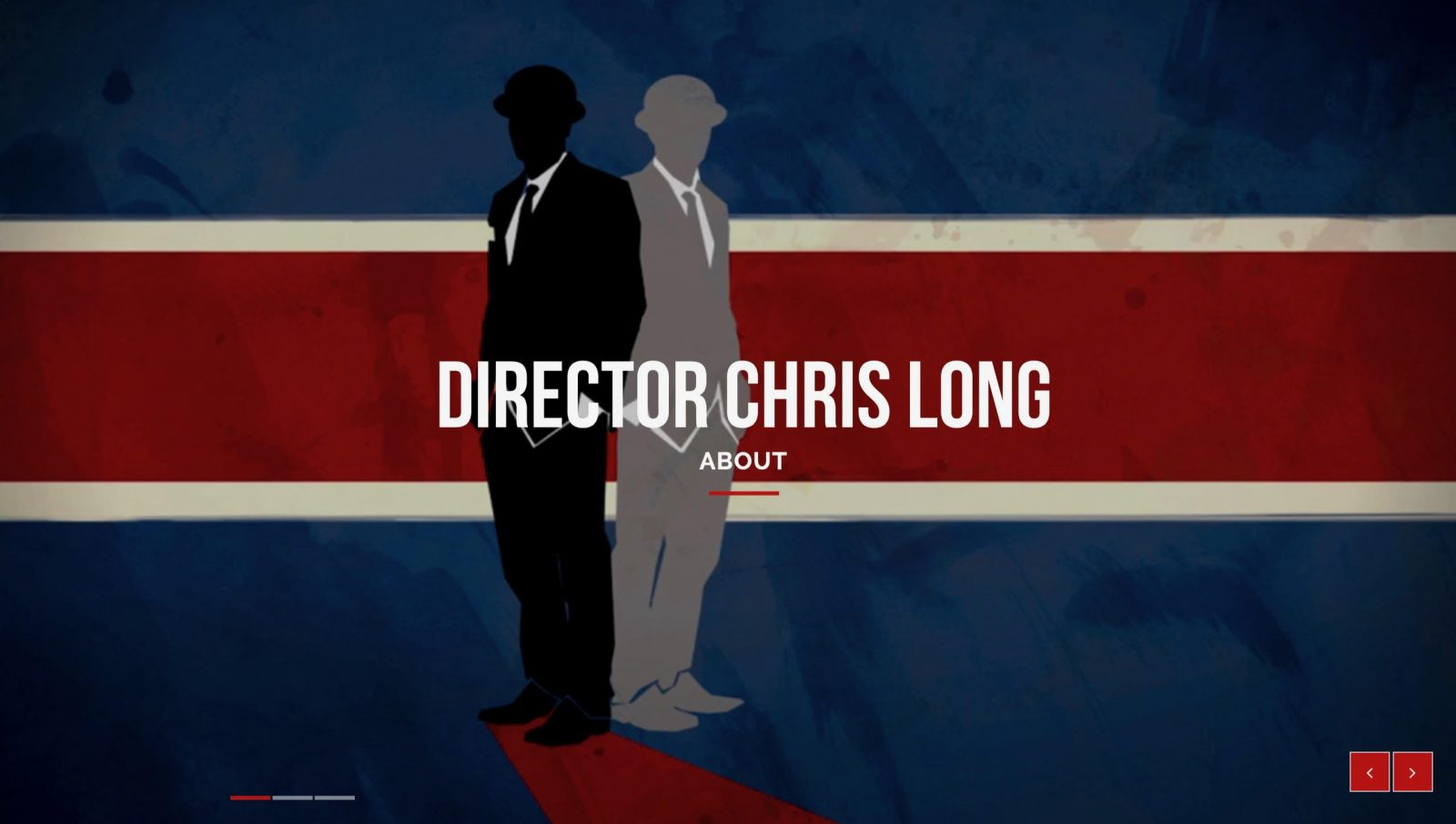 Director Chris Long